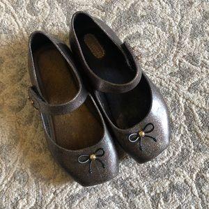 {mini Melissa} ballet slippers